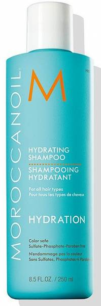 Moroccanoil Увлажняющий шампунь Hydrating