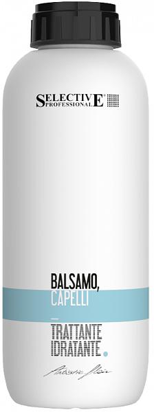 Selective Бальзам увлажняющий для всех типов волос Bianco Per Capelli